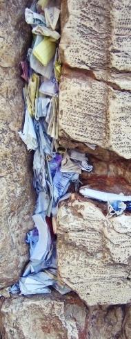 Prayer Wall in Jerusalem